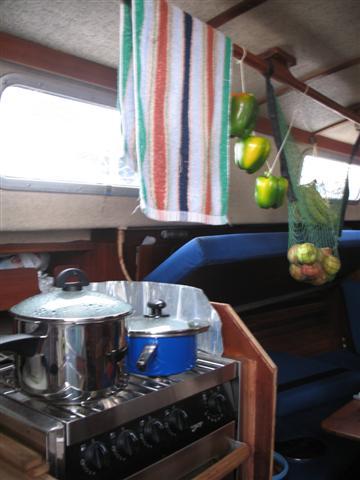 Zátiší s naším super sporákem br/ Our super stove still life
