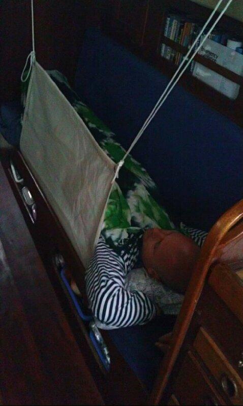 Za plentou se prostě dobře spí